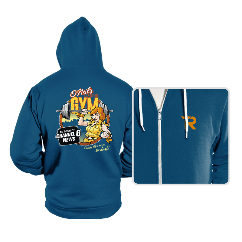 O'Neil's Self Defense Gym - Hoodies - Hoodies - RIPT Apparel
