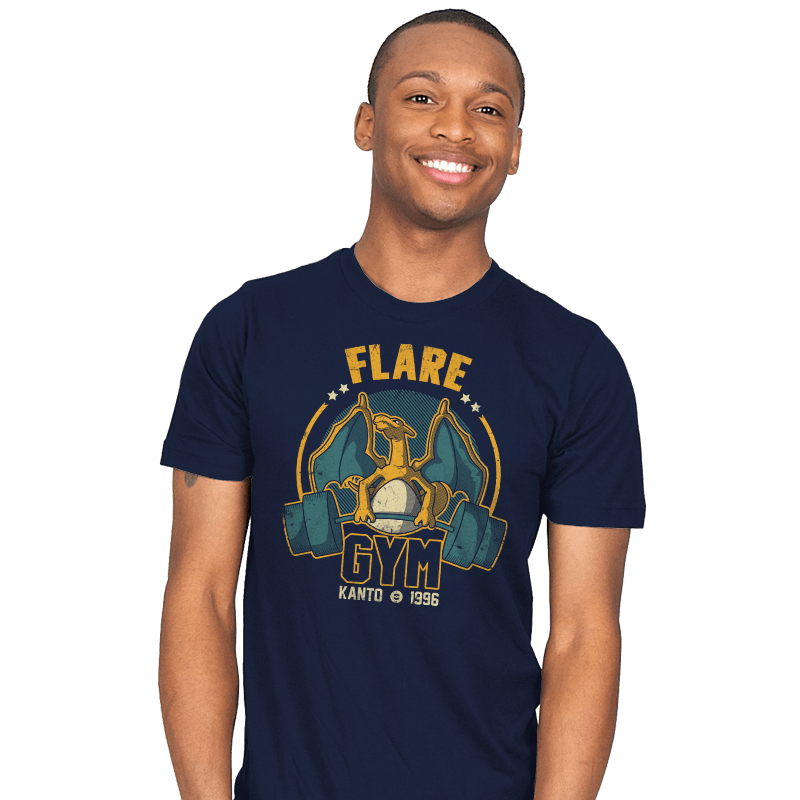 Flare Gym - Mens - T-Shirts - RIPT Apparel