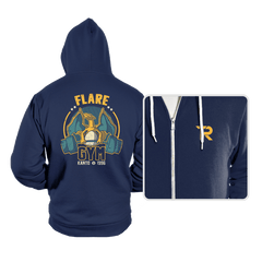 Flare Gym - Hoodies - Hoodies - RIPT Apparel