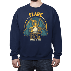 Flare Gym - Crew Neck - Crew Neck - RIPT Apparel