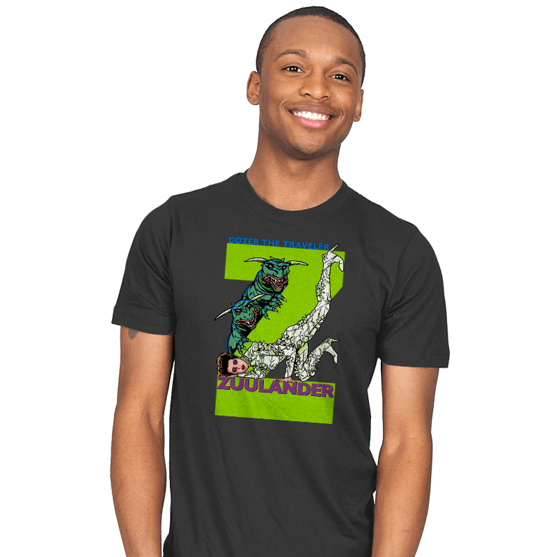 Zuulander - Mens - T-Shirts - RIPT Apparel