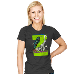 Zuulander - Womens - T-Shirts - RIPT Apparel