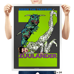 Zuulander - Prints - Posters - RIPT Apparel
