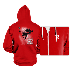 The Dark Merc Returns - Hoodies - Hoodies - RIPT Apparel