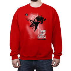 The Dark Merc Returns - Crew Neck - Crew Neck - RIPT Apparel