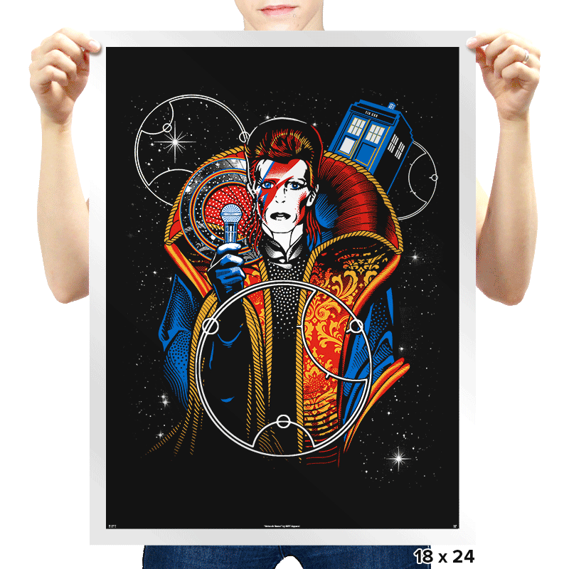 Timeless Lord - Prints - Posters - RIPT Apparel
