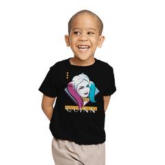Eighties Quinn - Youth - T-Shirts - RIPT Apparel