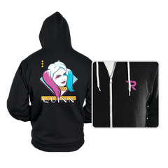 Eighties Quinn - Hoodies - Hoodies - RIPT Apparel