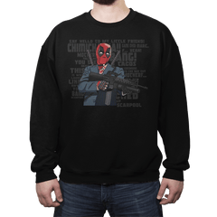 Scarpool - Crew Neck - Crew Neck - RIPT Apparel