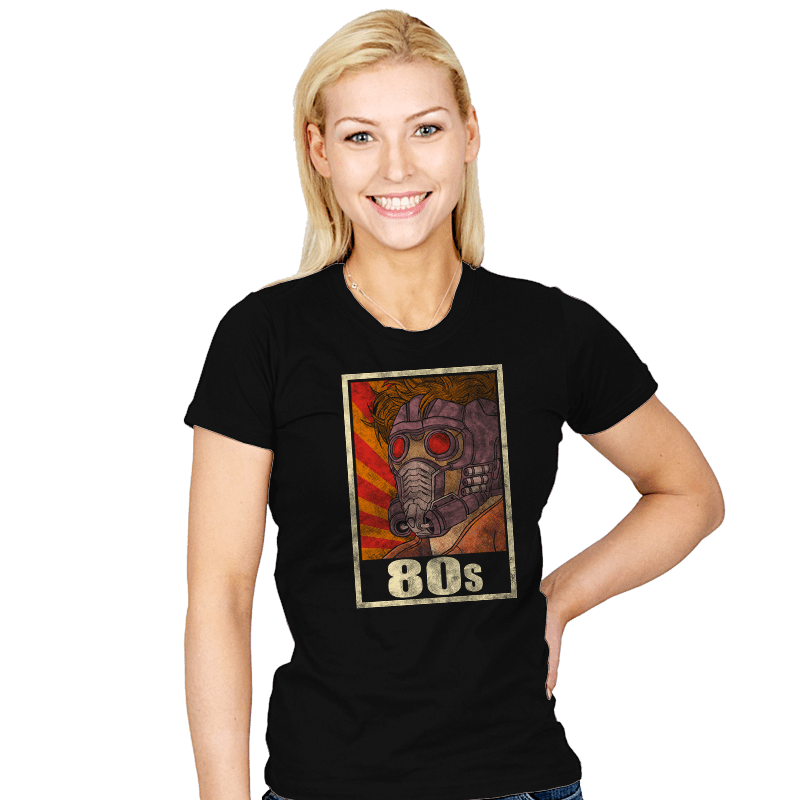 80s - Womens - T-Shirts - RIPT Apparel
