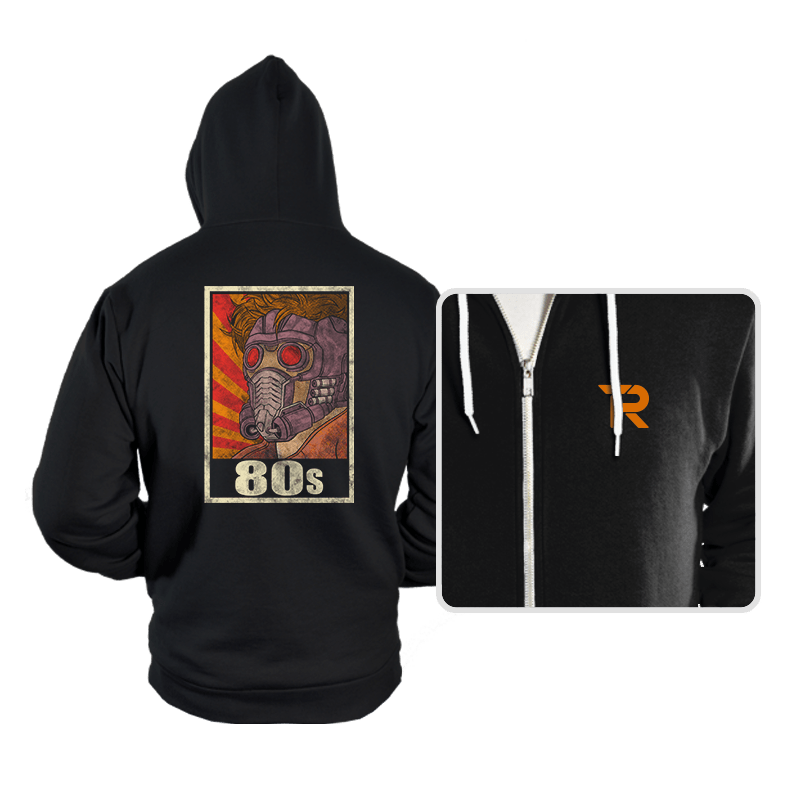 80s - Hoodies - Hoodies - RIPT Apparel