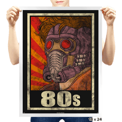 80s - Prints - Posters - RIPT Apparel