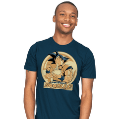 Saiyan Noodles - Mens - T-Shirts - RIPT Apparel