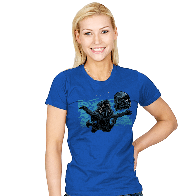 Nevermind The Light Side - Womens - T-Shirts - RIPT Apparel