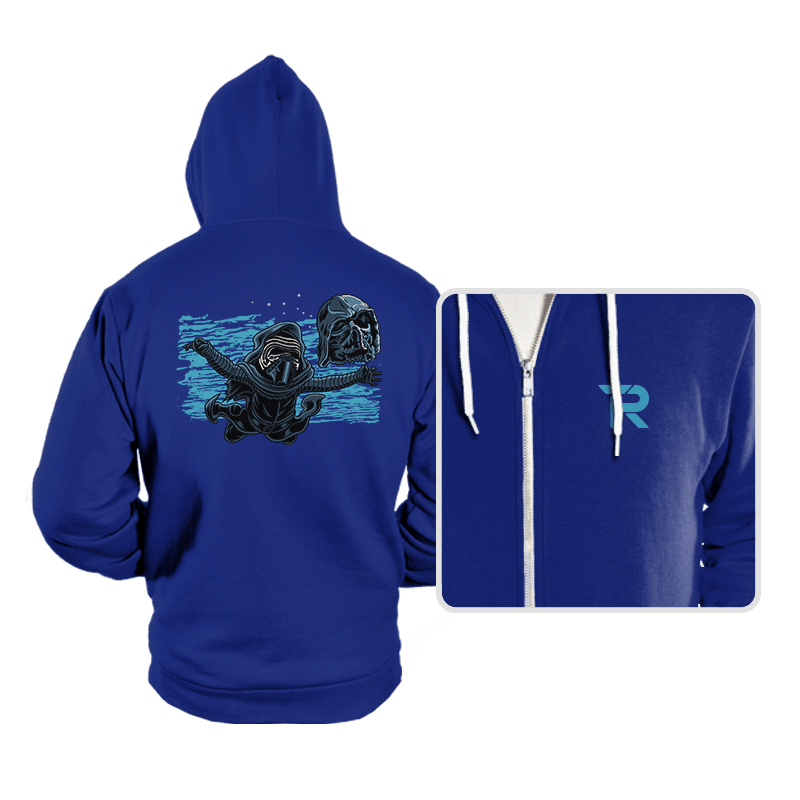 Nevermind The Light Side - Hoodies - Hoodies - RIPT Apparel