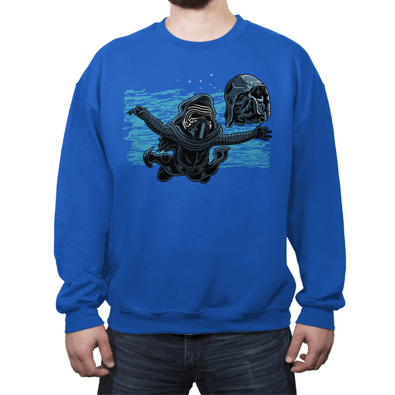 Nevermind The Light Side - Crew Neck - Crew Neck - RIPT Apparel