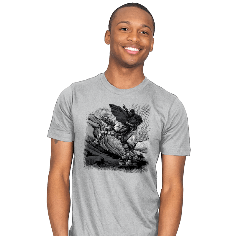 Côté Obscur - Mens - T-Shirts - RIPT Apparel