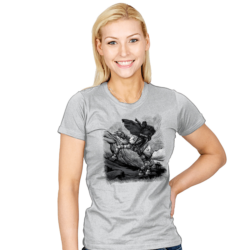 Côté Obscur - Womens - T-Shirts - RIPT Apparel