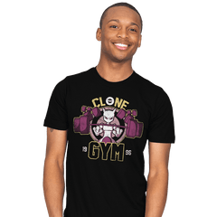 Clone Gym - Mens - T-Shirts - RIPT Apparel