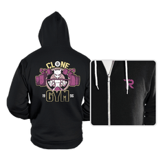 Clone Gym - Hoodies - Hoodies - RIPT Apparel