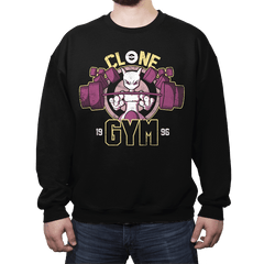 Clone Gym - Crew Neck - Crew Neck - RIPT Apparel