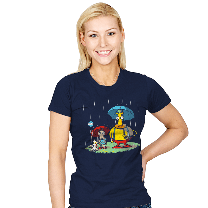 My Friend Hef - Womens - T-Shirts - RIPT Apparel