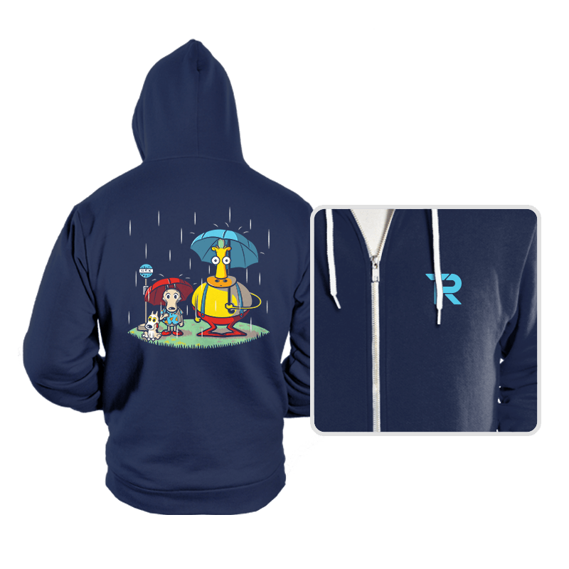 My Friend Hef - Hoodies - Hoodies - RIPT Apparel