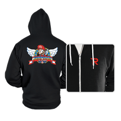 Jumpman the Plumber - Hoodies - Hoodies - RIPT Apparel