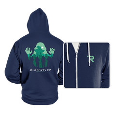 Ghost Hunting - Hoodies - Hoodies - RIPT Apparel