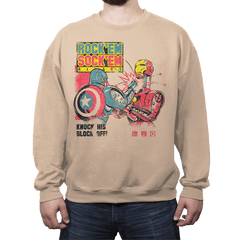 Rock'em Rivals - Crew Neck - Crew Neck - RIPT Apparel