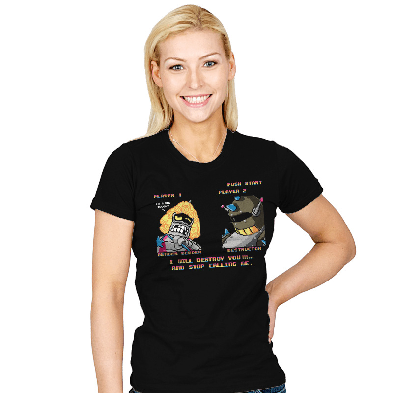 Street Bender - Womens - T-Shirts - RIPT Apparel