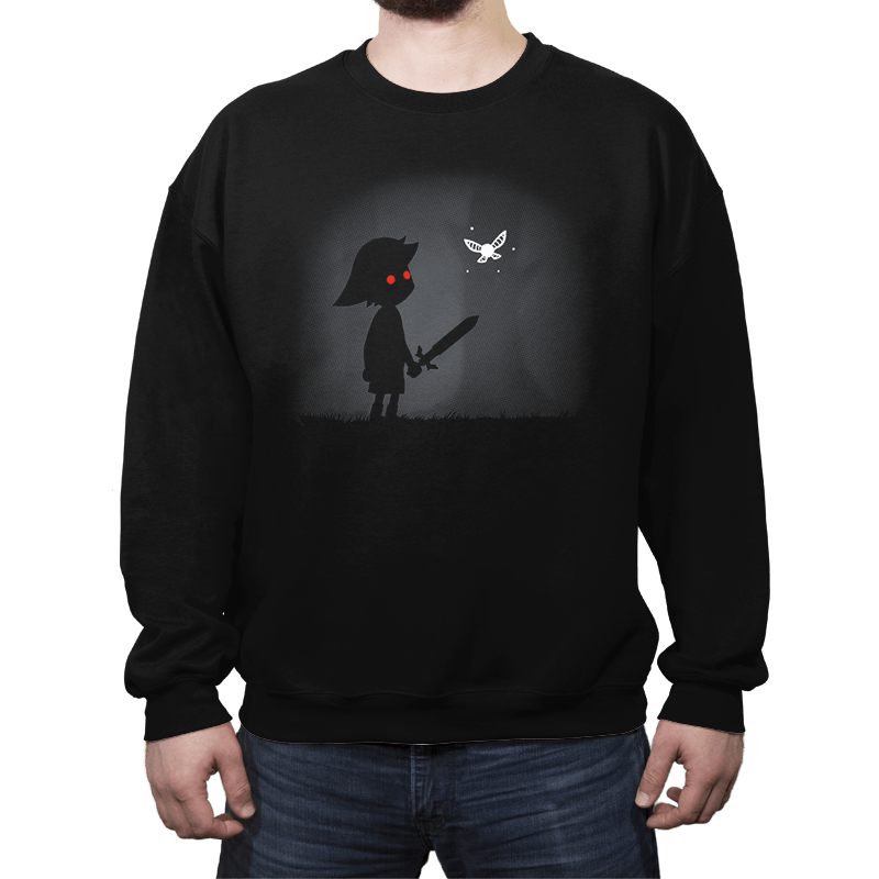 Dark Linkbo - Crew Neck - Crew Neck - RIPT Apparel