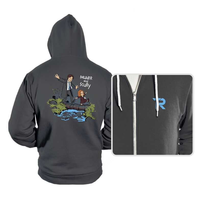 Sculvin and Mobbes - Hoodies - Hoodies - RIPT Apparel