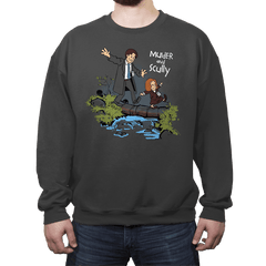 Sculvin and Mobbes - Crew Neck - Crew Neck - RIPT Apparel