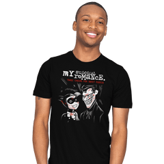My Suicidal Romance - Mens - T-Shirts - RIPT Apparel