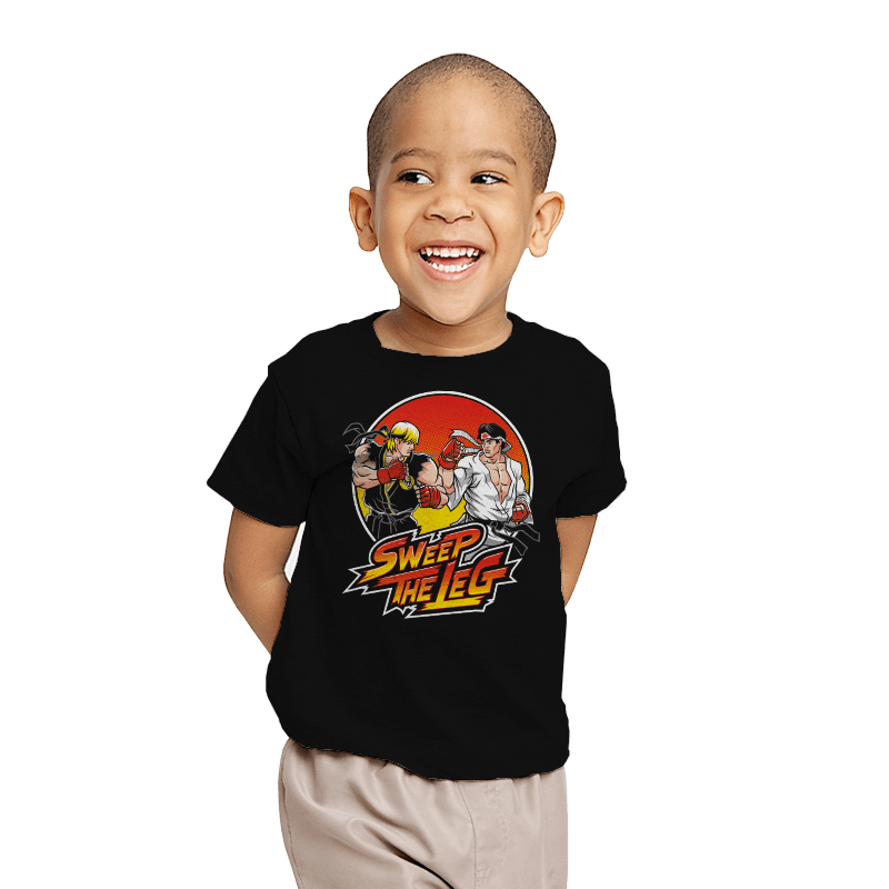 Sweep The Leg - Youth - T-Shirts - RIPT Apparel