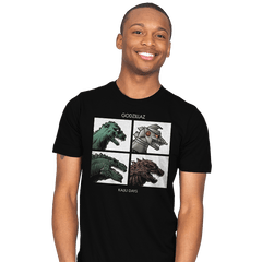 Godzillaz - Kaiju Days - Mens - T-Shirts - RIPT Apparel