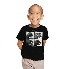 Godzillaz - Kaiju Days - Youth - T-Shirts - RIPT Apparel
