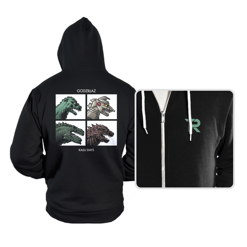 Godzillaz - Kaiju Days - Hoodies - Hoodies - RIPT Apparel