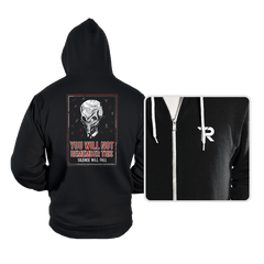 You will NOT remember this. - Hoodies - Hoodies - RIPT Apparel