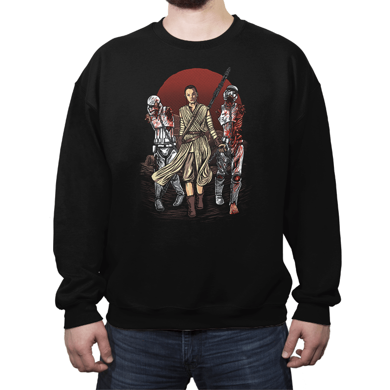 The Walking Troopers - Crew Neck - Crew Neck - RIPT Apparel