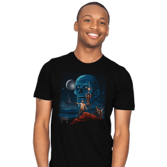 Dead Wars - Mens - T-Shirts - RIPT Apparel