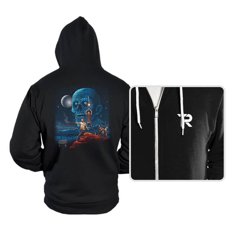 Dead Wars - Hoodies - Hoodies - RIPT Apparel
