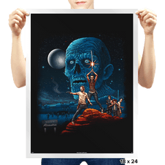 Dead Wars - Prints - Posters - RIPT Apparel