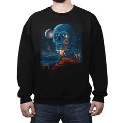 Dead Wars - Crew Neck - Crew Neck - RIPT Apparel