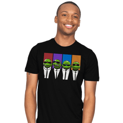 Reservoir Turtles - Mens - T-Shirts - RIPT Apparel
