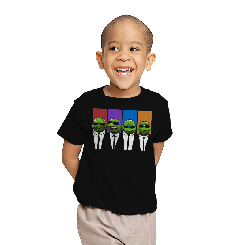Reservoir Turtles - Youth - T-Shirts - RIPT Apparel