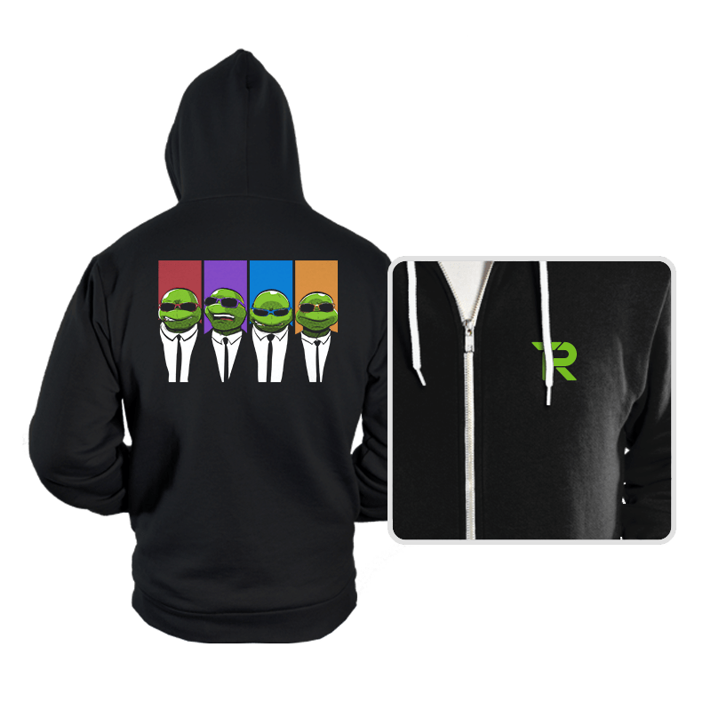 Reservoir Turtles - Hoodies - Hoodies - RIPT Apparel