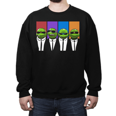 Reservoir Turtles - Crew Neck - Crew Neck - RIPT Apparel
