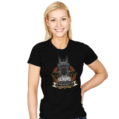 Ale of Isengard - Womens - T-Shirts - RIPT Apparel